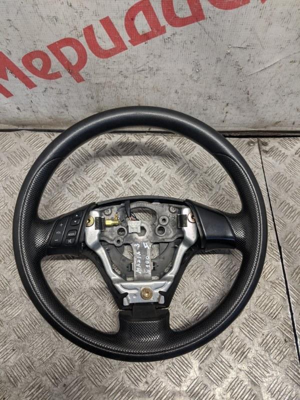 Рулевое колесо Mazda 3 BK 2.0 2007 (б/у)