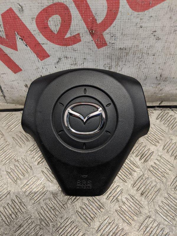 Подушка безопасности в рулевое колесо Mazda 3 BK 2.0 2007 (б/у)