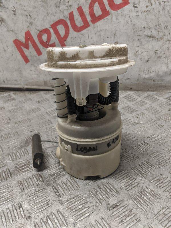 Насос топливный электрический Renault Logan 1.6 2009 (б/у)