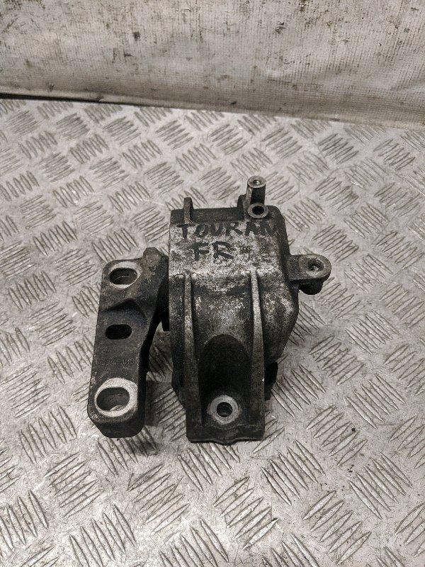 Опора двигателя правая Volkswagen Touran 2. 0 2007 (б/у)