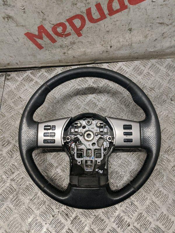 Рулевое колесо Nissan Navara D40 2.5 2008 (б/у)