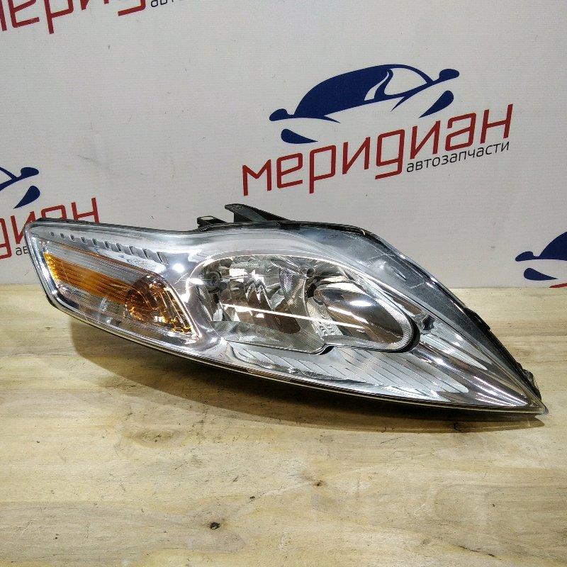 Фара правая Ford Mondeo IV 2008 (б/у)