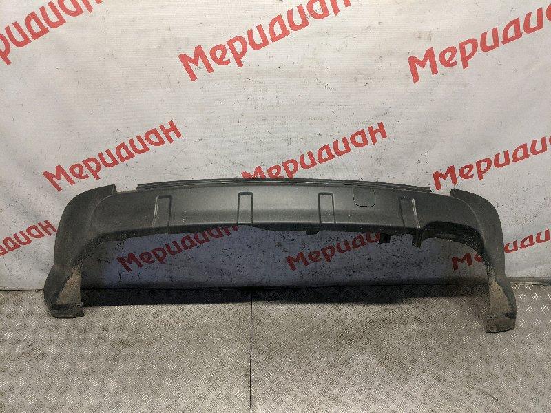 Юбка заднего бампера Peugeot 4007 CW 2.4 2009 (б/у)