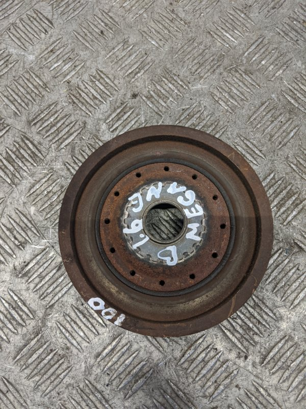 Шкив коленвала Renault Megane III 1.6 2010 (б/у)