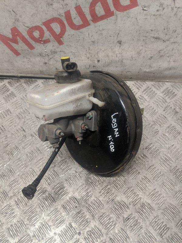 Усилитель тормозов вакуумный Renault Logan 1.6 2009 (б/у)