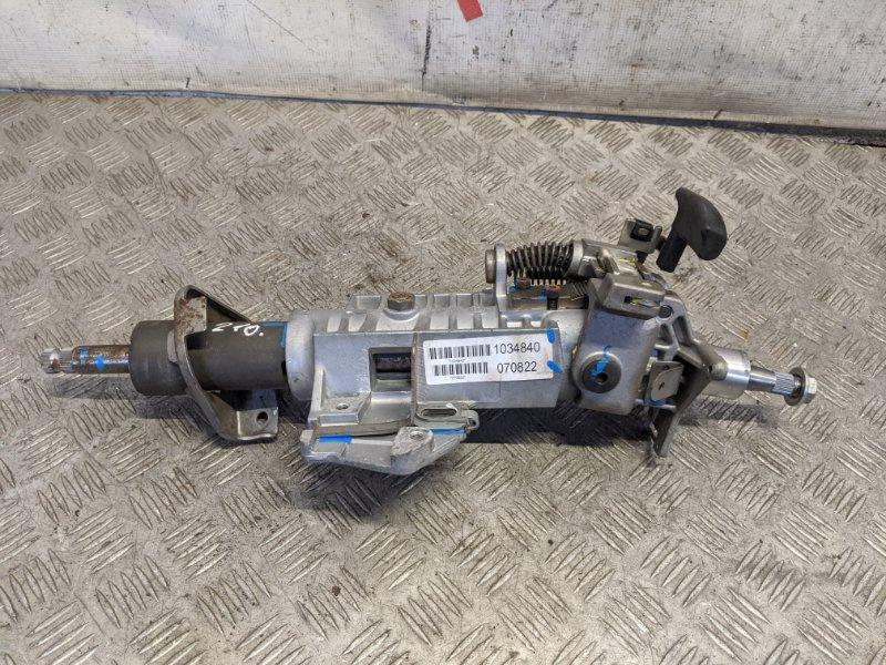 Колонка рулевая Nissan Navara D40 2.5 2007 (б/у)