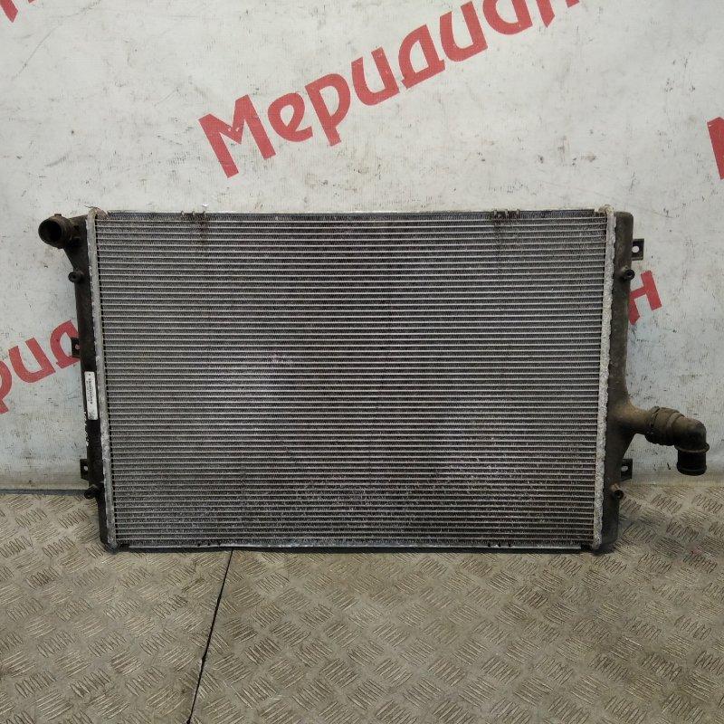 Радиатор основной Volkswagen Passat B7 2014 (б/у)