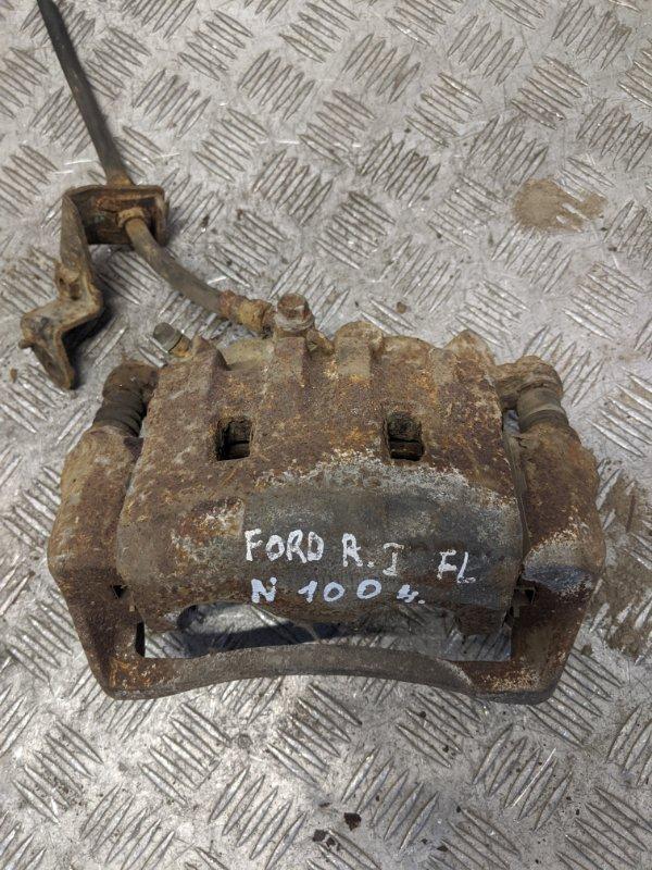 Суппорт тормозной передний левый Mazda B2500 UN 2.5 2004 (б/у)