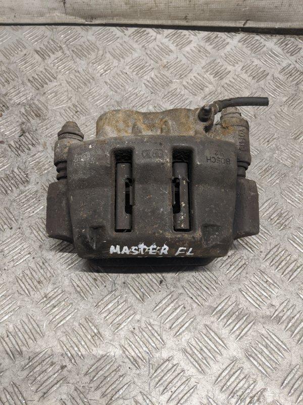 Суппорт тормозной передний левый Renault Master 2.5 2006 (б/у)