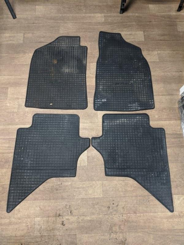 Комплект ковриков салона Mazda Bt50 2.5 2008 (б/у)