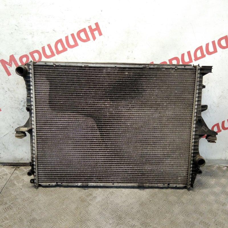 Радиатор основной Volkswagen Touareg GP 2005 (б/у)