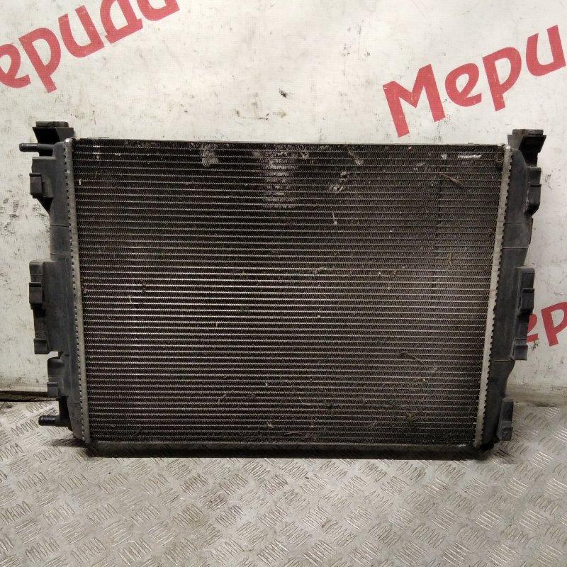 Радиатор основной Renault Megane II 2005 (б/у)