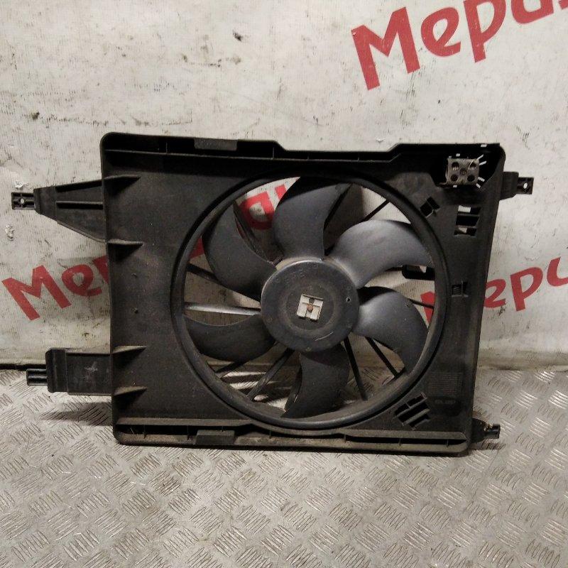 Вентилятор радиатора Renault Megane II 2005 (б/у)