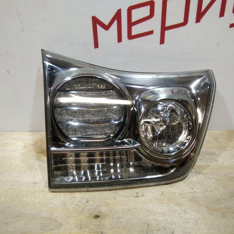 Фонарь задний внутренний левый Lexus Rx XU30 2007 (б/у)