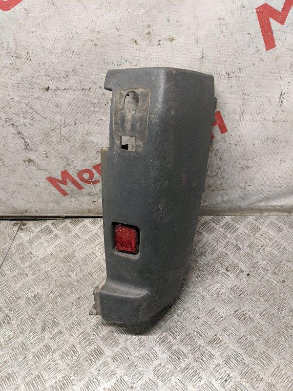 Накладка заднего бампера правая Peugeot Boxer 250 2.2 2009 (б/у)