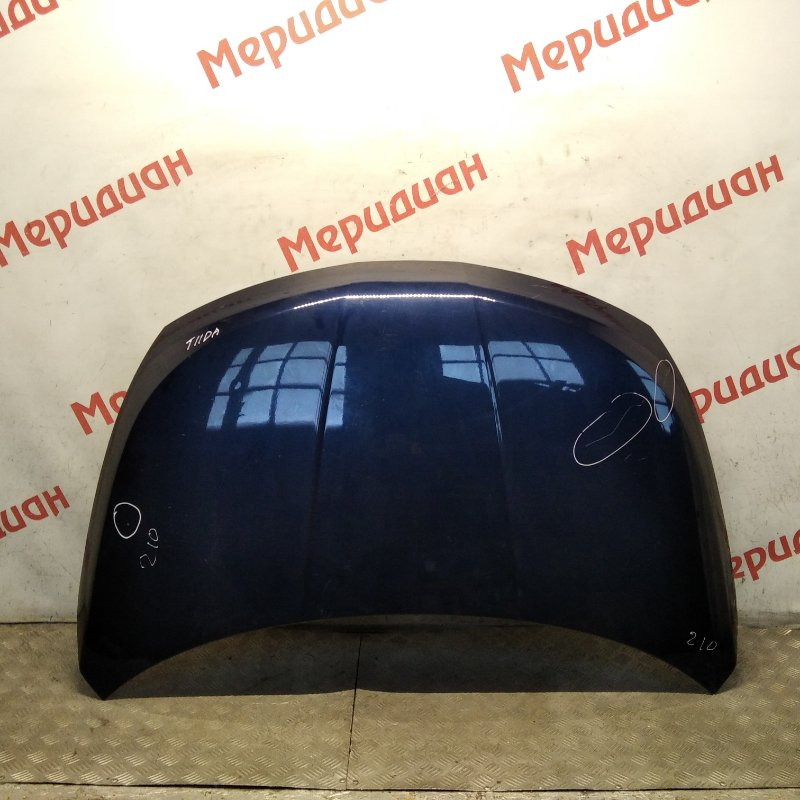 Капот Nissan Tiida C11 2009 (б/у)