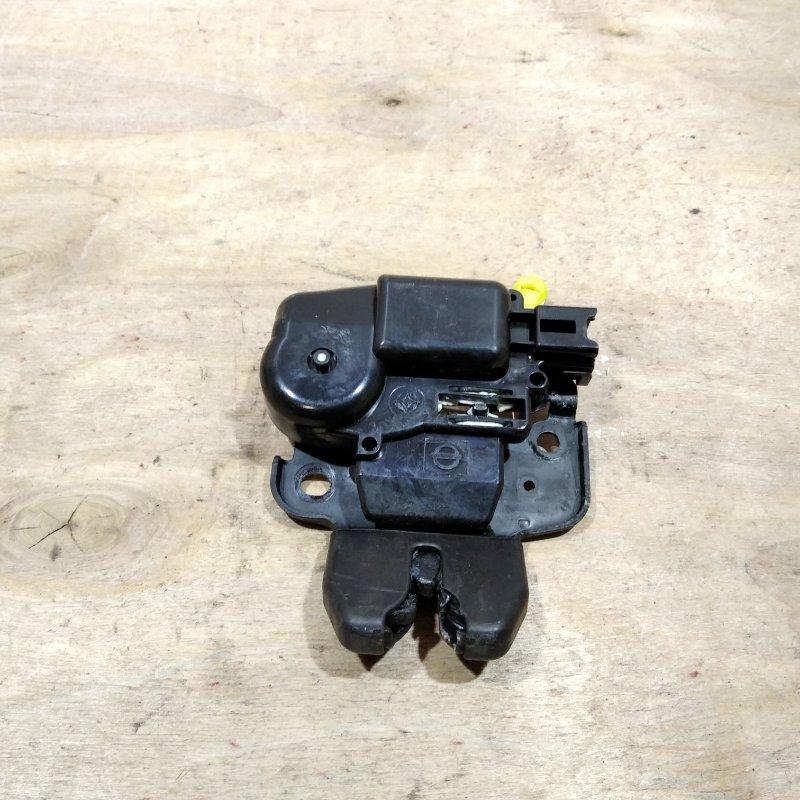Замок багажника Nissan Tiida C11 2009 (б/у)