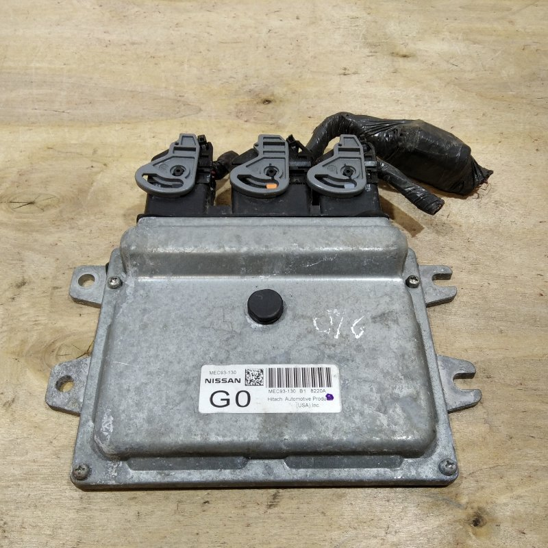 Блок управления двигателем Nissan Tiida C11 2009 (б/у)
