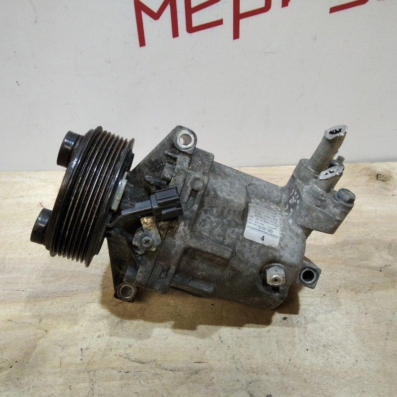 Компрессор кондиционера Nissan Tiida C11 1.6 2009 (б/у)