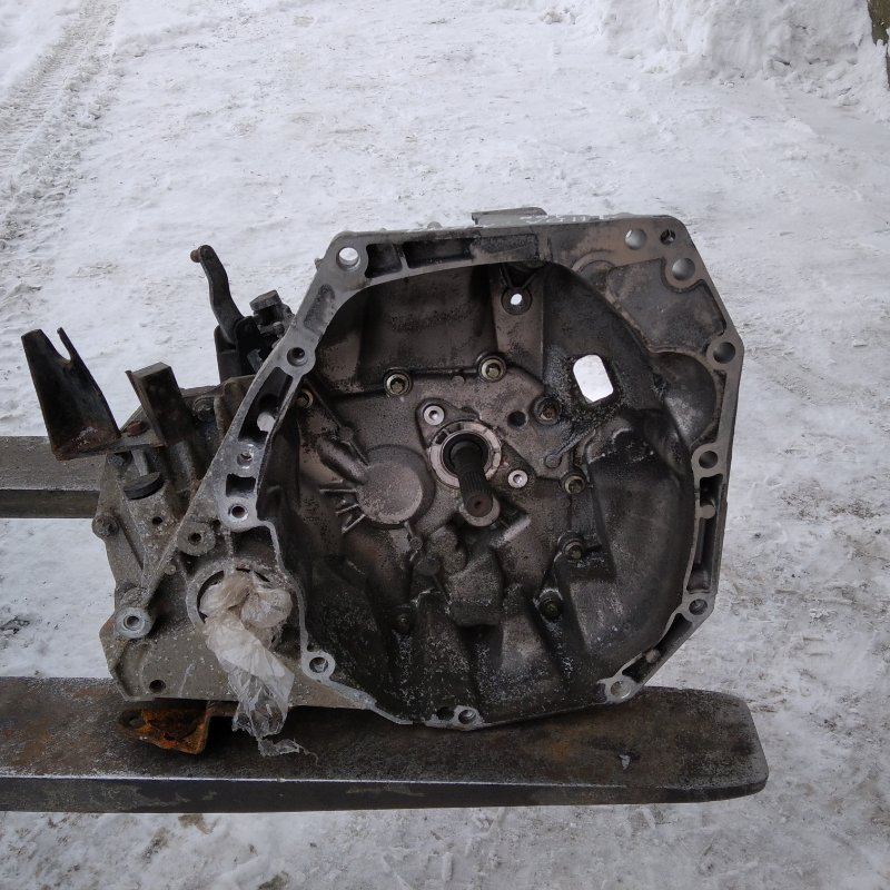 Мкпп (механическая коробка переключения передач) Nissan Tiida C11 1.6 2009 (б/у)