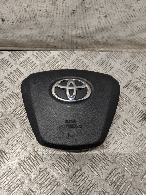 Подушка безопасности в рулевое колесо Toyota Avensis III 2.0 2009 (б/у)