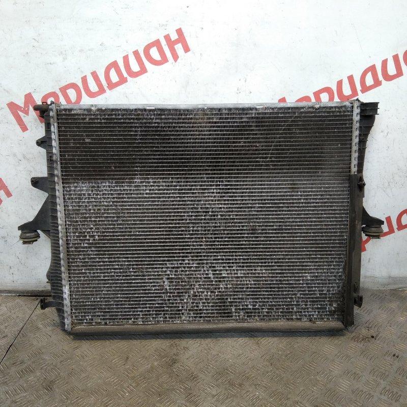Радиатор основной Volkswagen Touareg GP 2006 (б/у)
