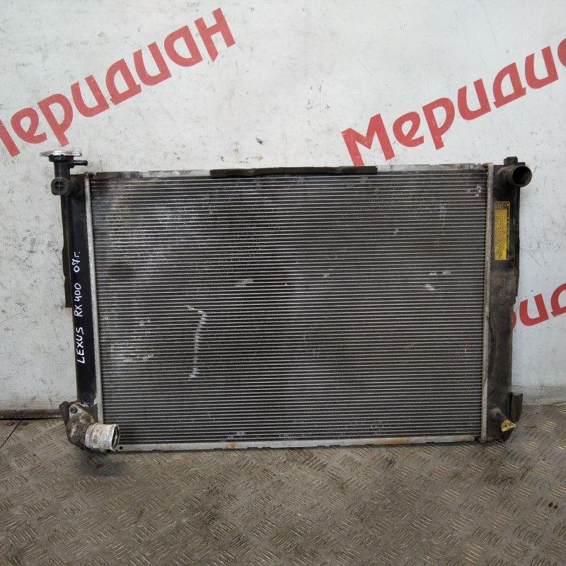 Радиатор основной Lexus Rx XU30 2007 (б/у)
