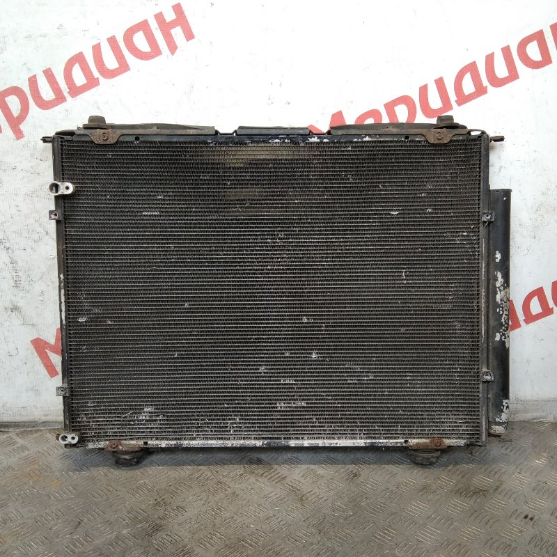 Радиатор кондиционера Lexus Rx 2007 (б/у)