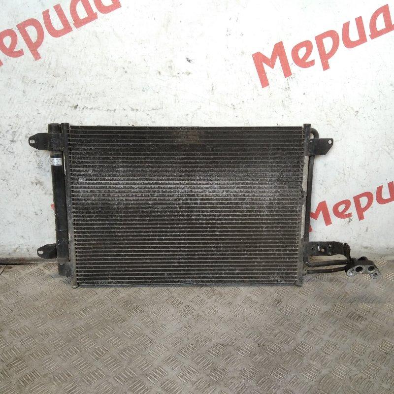 Радиатор кондиционера Volkswagen Passat B7 2014 (б/у)