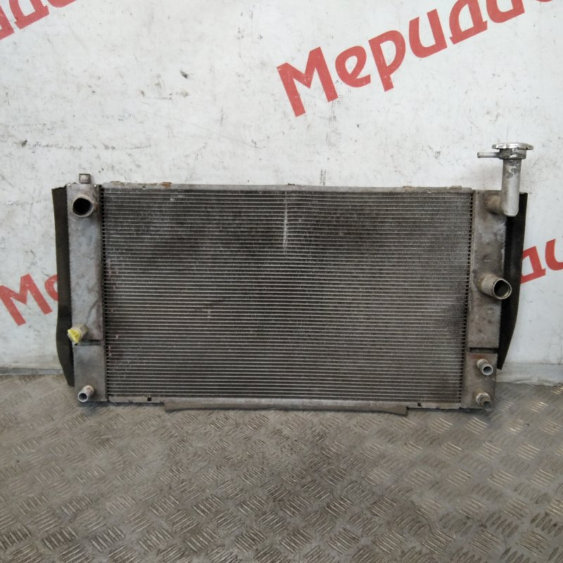 Радиатор основной Toyota Prius XW20 2007 (б/у)