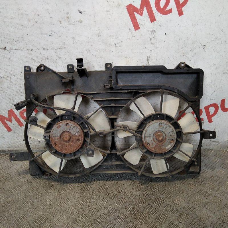 Вентилятор радиатора Toyota Prius XW20 2007 (б/у)