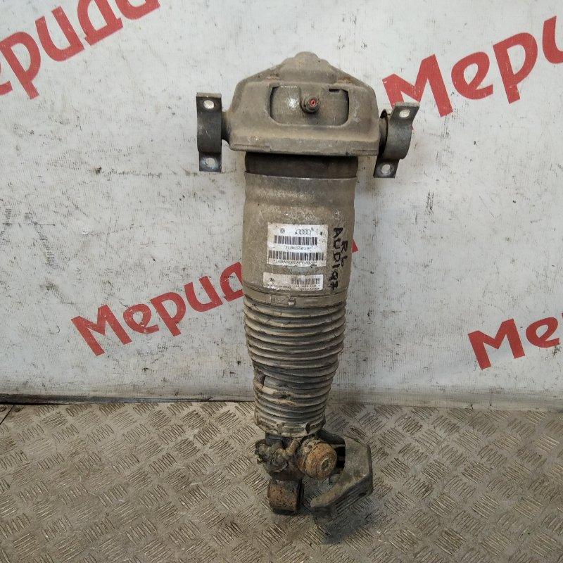 Амортизатор задний левый Audi Q7 4L 2009 (б/у)