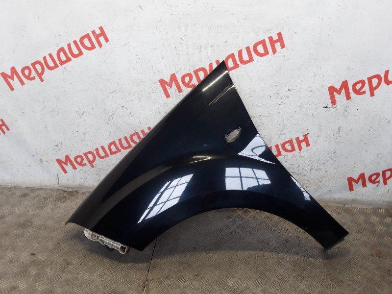 Крыло переднее левое Peugeot 4007 2011 (б/у)