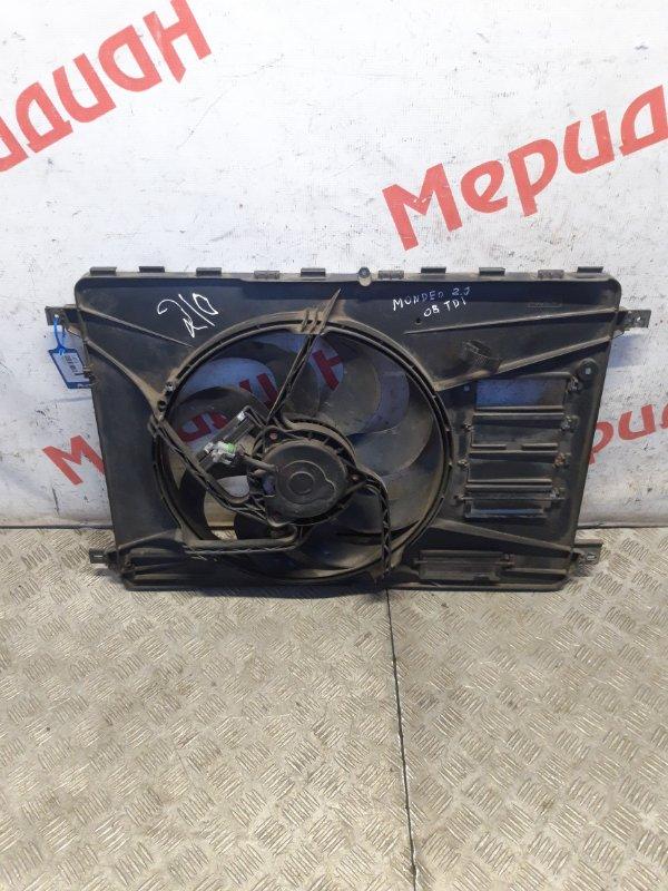 Вентилятор радиатора Ford Mondeo IV 2008 (б/у)