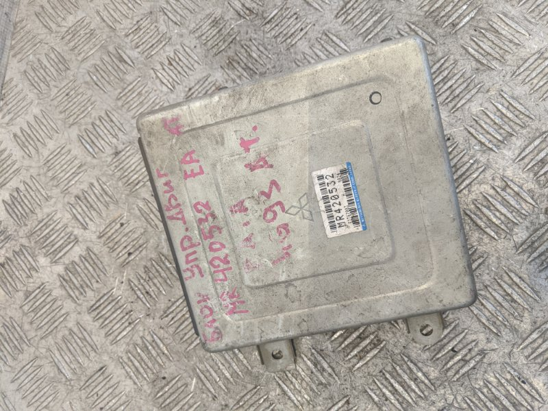 Блок управления двигателем Mitsubishi Galant EA 2.0 1997 (б/у)