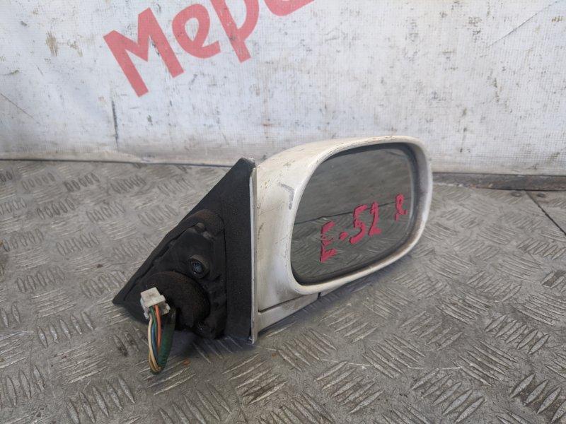 Зеркало правое электрическое Mitsubishi Galant E52 2.0 1995 (б/у)
