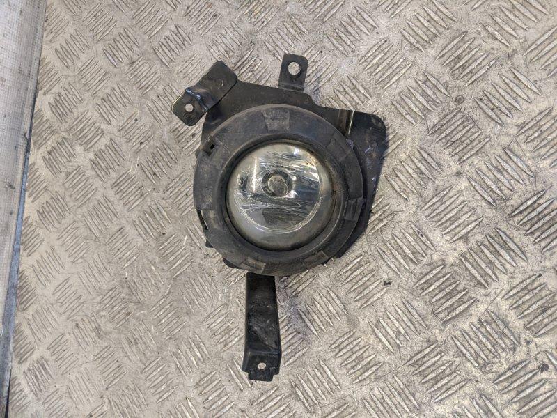 Фара противотуманная правая Mitsubishi L200 KB 2.5 2009 (б/у)