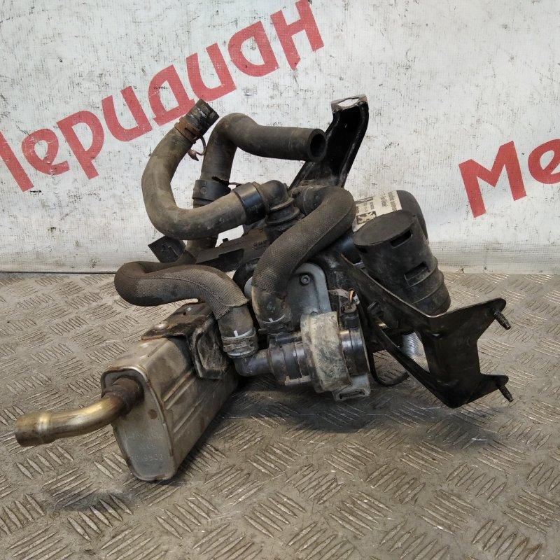 Отопитель автономный (webasto) Peugeot 508 2012 (б/у)