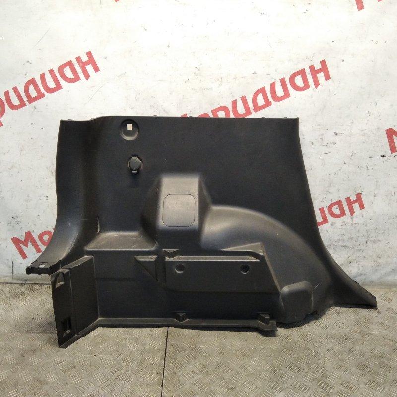 Обшивка багажника левая нижняя Nissan Note E11 2008 (б/у)
