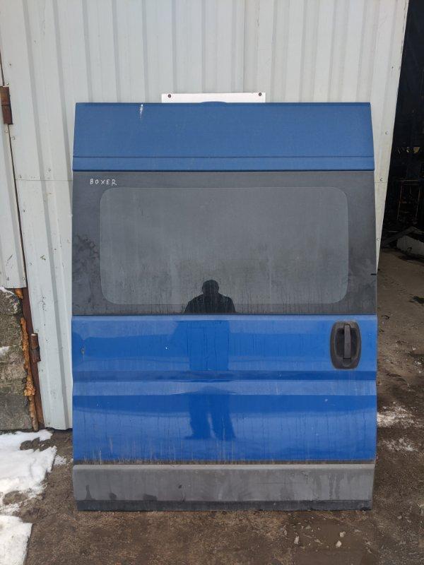 Дверь сдвижная правая Peugeot Boxer 250 2.2 2009 (б/у)