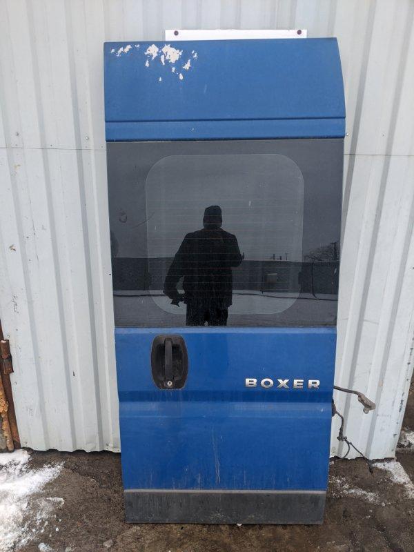 Дверь задняя правая Peugeot Boxer 250 2.2 2009 (б/у)