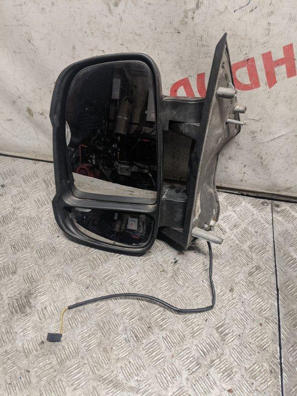 Зеркало левое электрическое Peugeot Boxer 250 2.2 2009 (б/у)