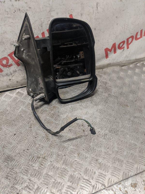 Зеркало правое электрическое Peugeot Boxer 250 2.2 2009 (б/у)
