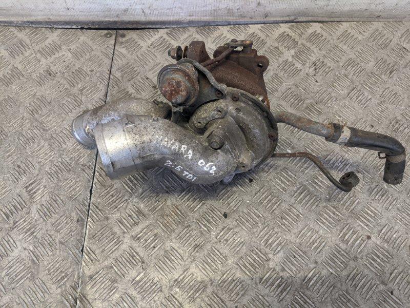 Турбокомпрессор (турбина) Nissan Np300 2.5 2008 (б/у)