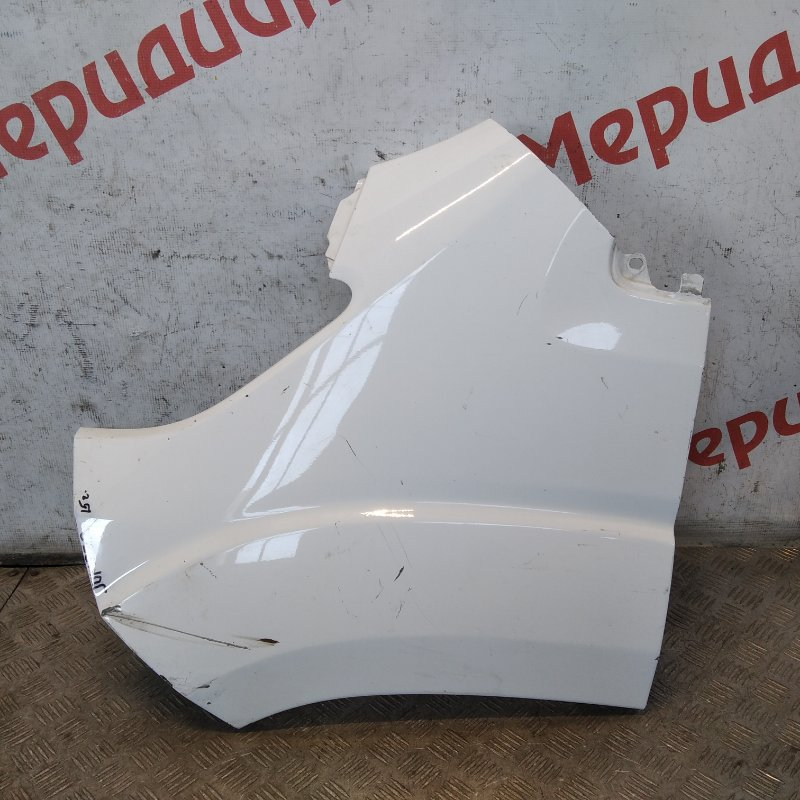 Крыло переднее левое Citroen Jumper 250 2015 (б/у)