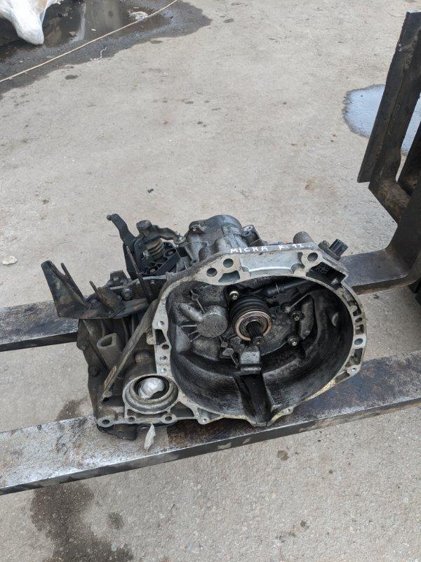 Мкпп (механическая коробка переключения передач) Nissan Micra K12E 1.2 2006 (б/у)