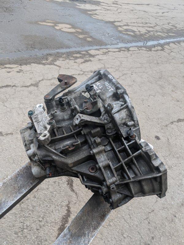 Мкпп (механическая коробка переключения передач) Nissan X-Trail T31 2007 (б/у)