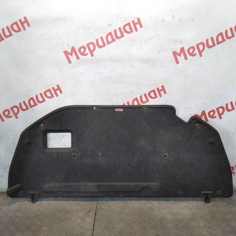 Шумоизоляция капота Mazda 3 BK 2007 (б/у)
