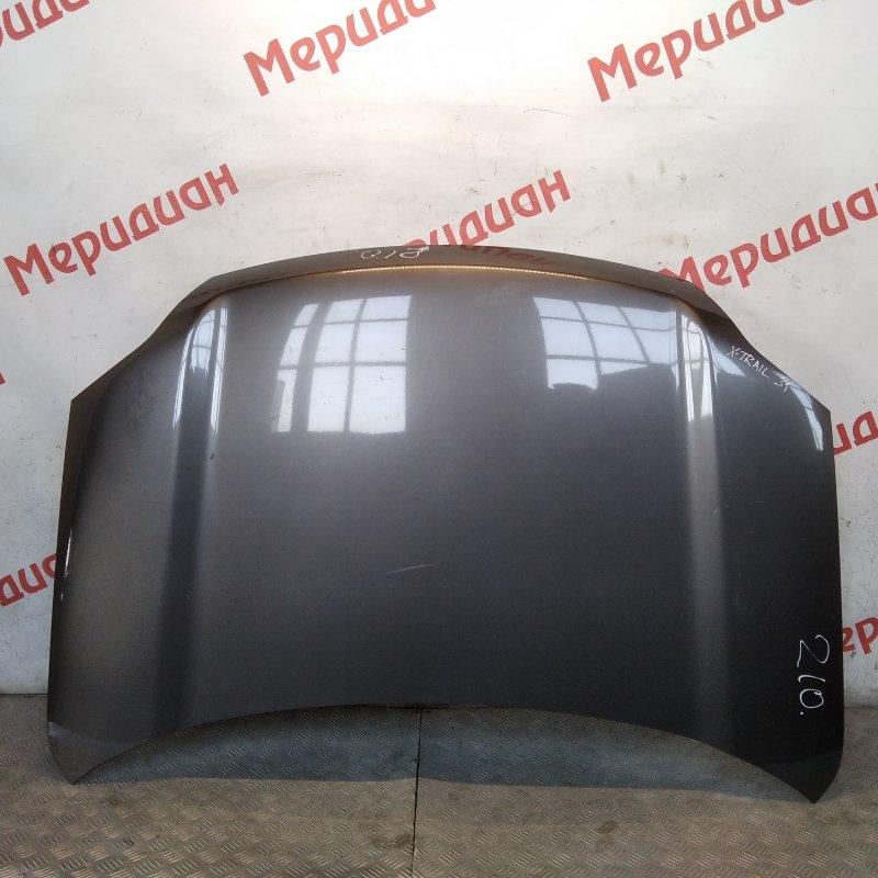Капот Nissan X-Trail T31 2007 (б/у)