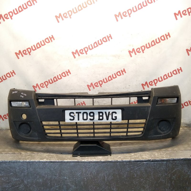 Бампер передний Renault Master 2005 (б/у)